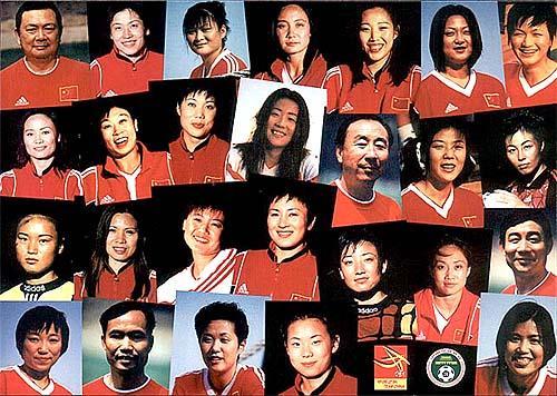 CCTV.com-2007中国女足世界杯系列节目