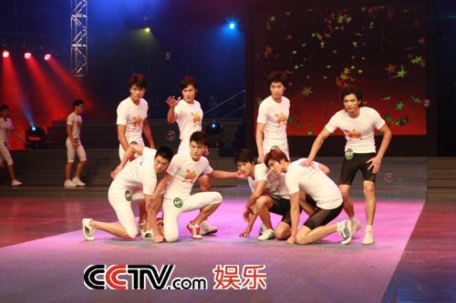 com-《第八届cctv模特电视大赛》:山东赛区选手