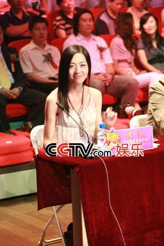 《第八届cctv模特电视大赛》:山东赛区评委团