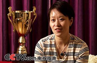 顾俊 提到中国第一块奥运会羽毛球金牌,就一定会想到葛菲/...