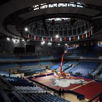 北京大学体育馆