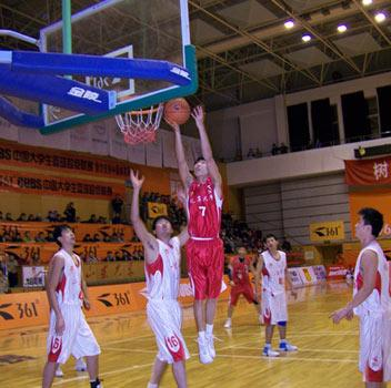 中国大学生篮球超级联赛